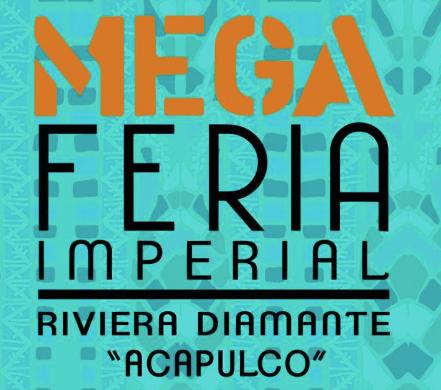 mega feria imperial acapulco 2019