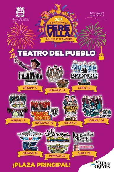 teatro del pueblo ferevilla 2019