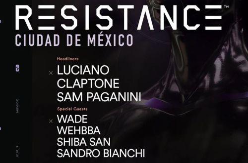 resistance méxico 2019