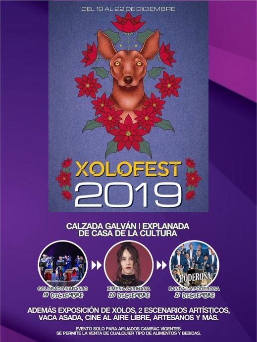 xolofest colima 2019