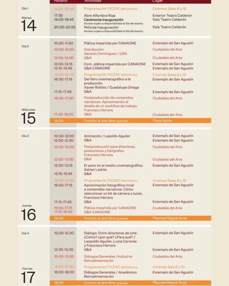 zacatecas film festival 2020