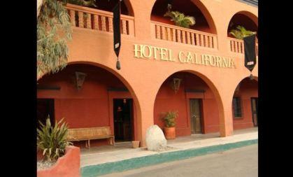 hotel california todos santos