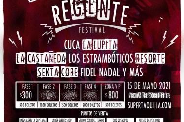 regente festival 2021