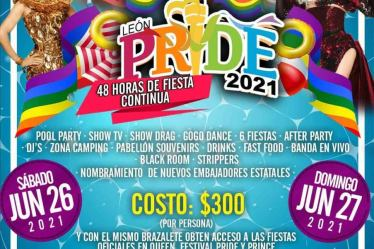 festival pride leon 2021