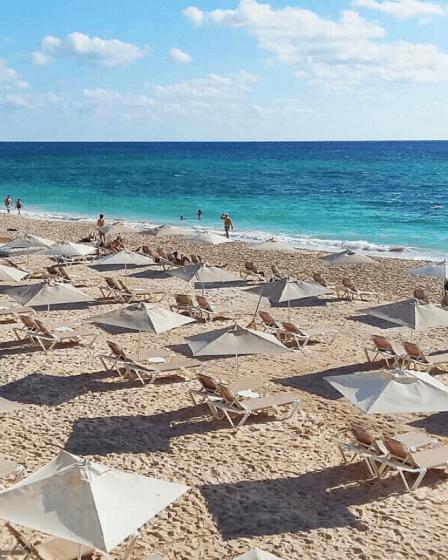 playa mamitas playa del carmen