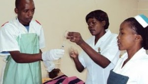 No month to month contract for such health workers