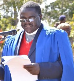 Reverend Nyondo- Re elected