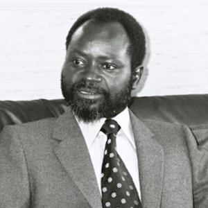 Late Samora Machel
