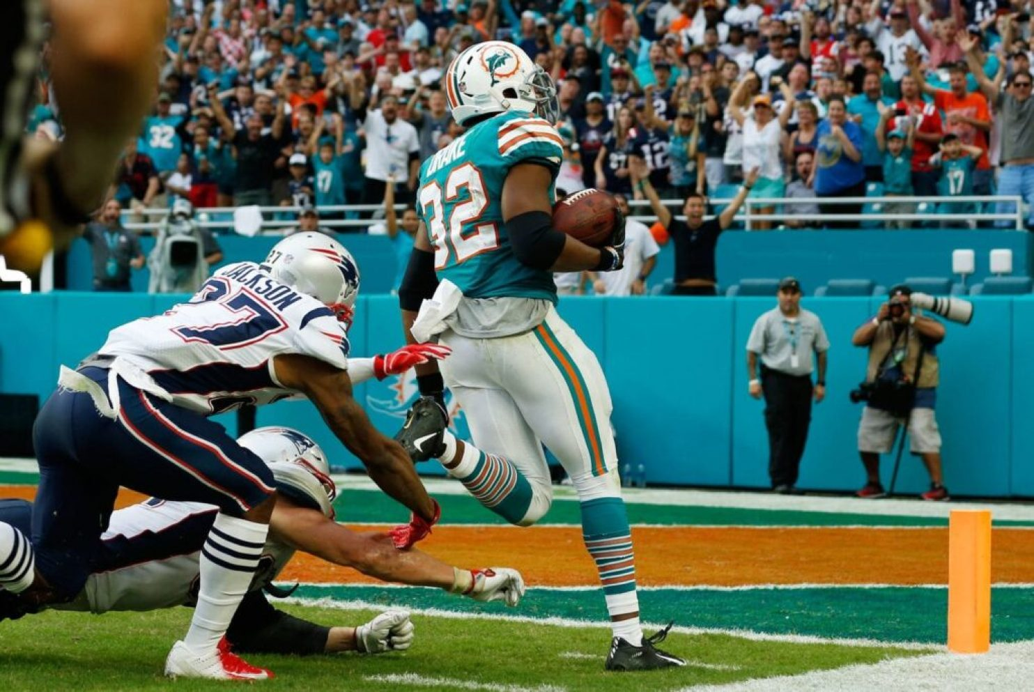 NFL Miami Miracle Play