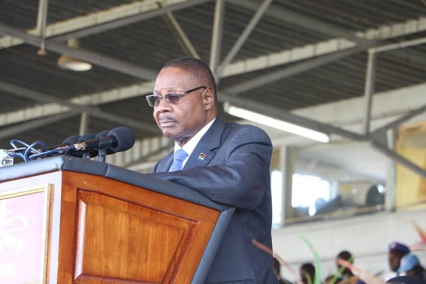 Mutharika July 6th