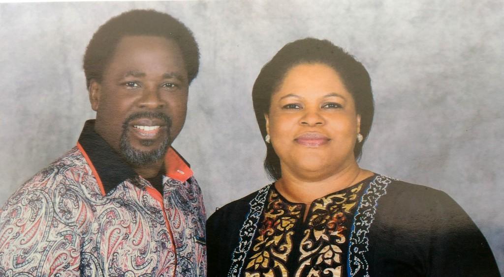Prophet Tb Joshua, Evelyn Joshua, The SCOAN, Emmanuel TV