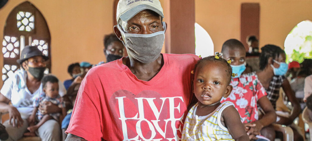 At least 1.5 million children in Haiti are in urgent need of emergency relief.