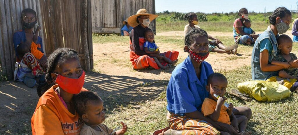 Every month, WFP provides food assistance to 750,000 people in Southern Madagascar
