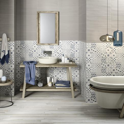 kitchen and bathroom wall tiling