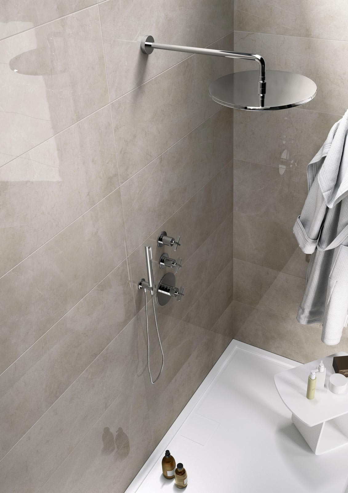 Marble Effect Porcelain Stoneware View The Collections Marazzi
