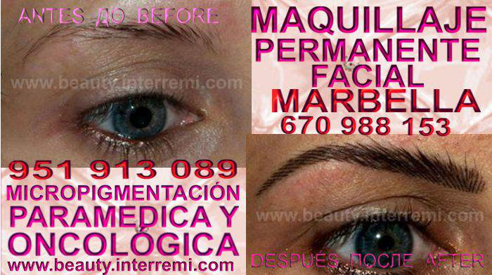 en la clínica estetica ofrece micropigmentación GRANADA cejas y maquillaje permanente