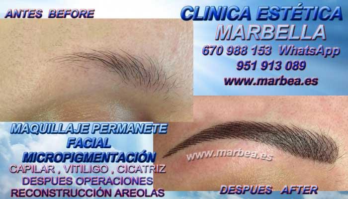 MICROBLADING MÁLAGA CLINICA ESTÉTICA ofrece Maquillaje Permanente labios 3D Marbella y en Málaga