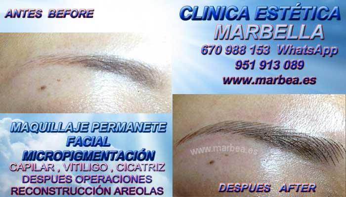MICROBLADING COIN CLINICA ESTÉTICA propone Dermopigmentacion labios 3D en Marbella y Coin