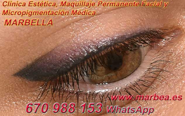 maquillaje permanente ojos Marbella en la clínica estetica propone micropigmentación Málaga ojos y maquillaje permanente