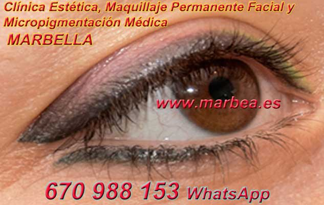 microblading ojos Huelva. en la clínica estetica ofrece micropigmentación Marbella ojos y maquillaje permanente