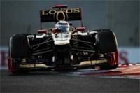 F1 2012 アブダビ 決勝