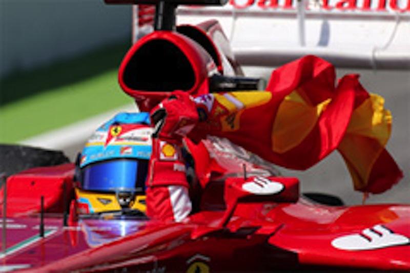 2013年F1スペインGP決勝