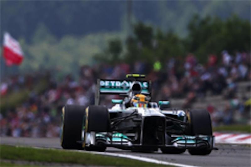 2013年F1ドイツGP予選