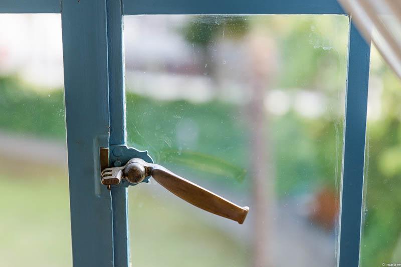 ベーリックホール 窓の取手