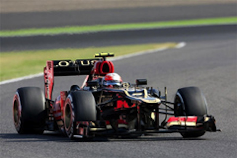 F1 2013 日本 決勝