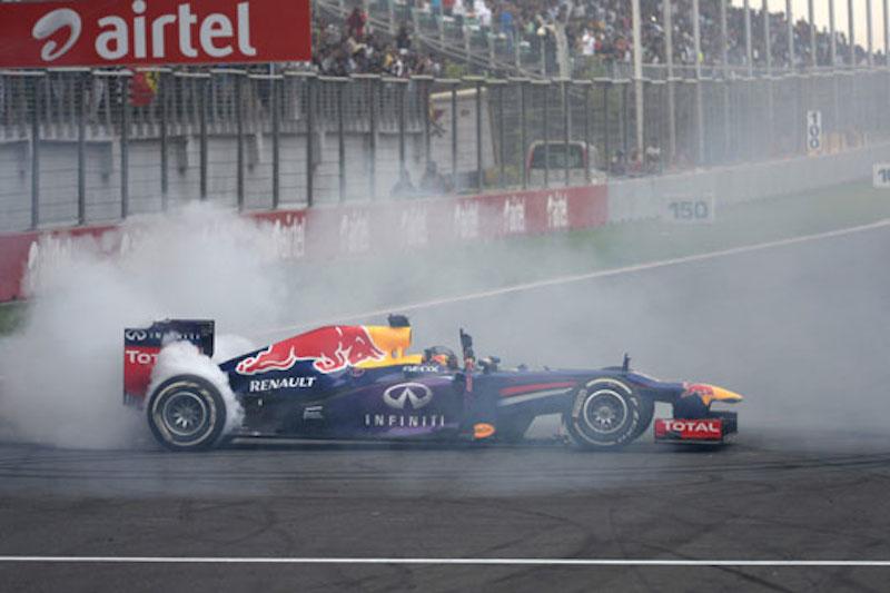 F1 2013 インド 決勝