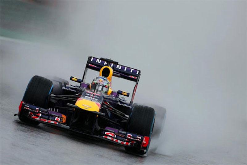 F1 2013 ブラジル 予選