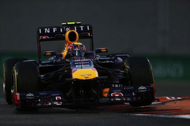 F1 2013 アブダビ 予選