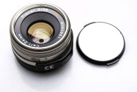 Contax G to E-mount electronic adapter