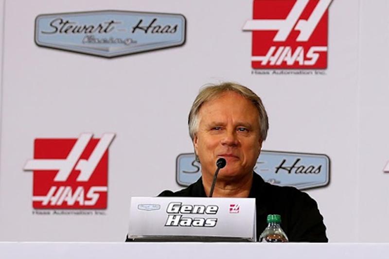 NASCARのジーン・ハース、2015年のF1参入を計画