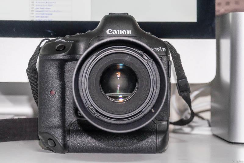 Canon EOS 1DX 買ってしまいました。(^^ゞ