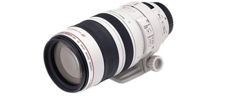 Canon EF 100-400 f:4.5-5.6L IS II [CR1]