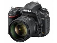 Nikon D750 正面