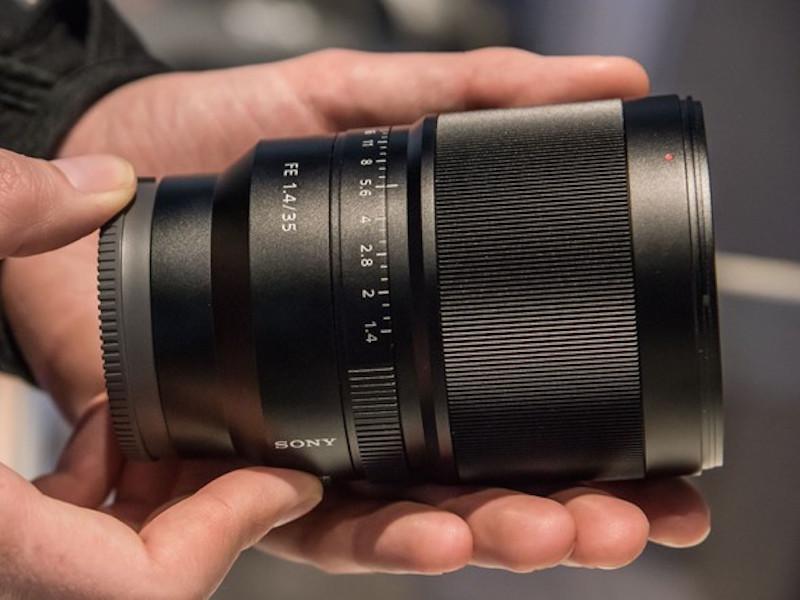 Sony Distagon T* FE 35mm F1.4 ZA