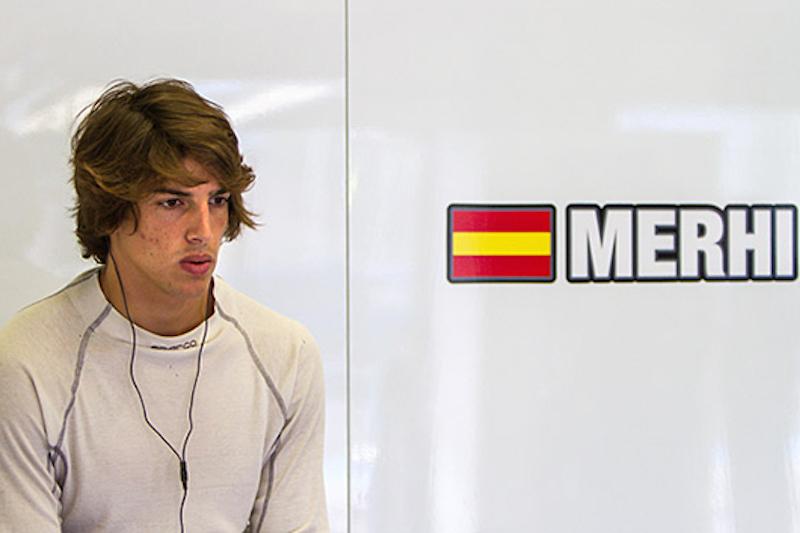 ロベルト・メルヒ、マノー・マルシャからF1オーストラリアGPに参戦