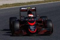 マクラーレン・ホンダ:ジェンソン・バトンが7番手 : F1スペインGP初日