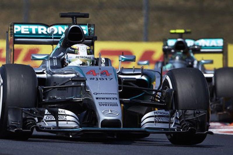 F1 2015 ハンガリー 予選