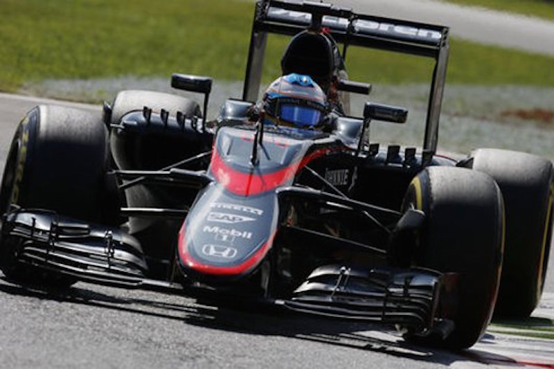 マクラーレン・ホンダ:競争力不足が露呈 : F1イタリアGP 予選
