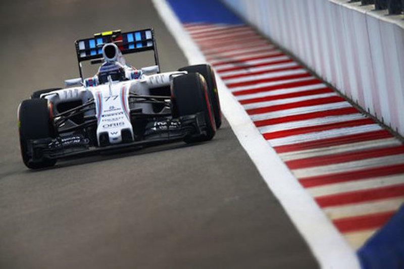 ウィリアムズ:ボッタスが3番グリッド獲得 : F1ロシアGP 予選