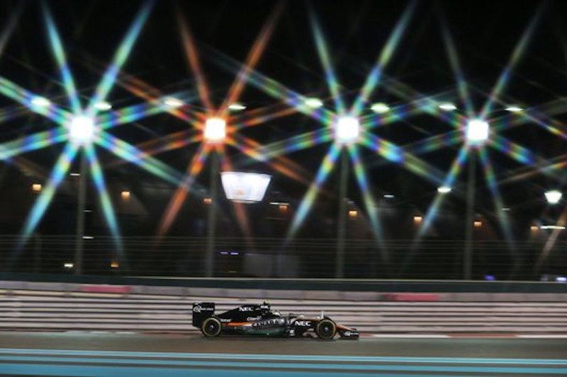 フォース・インディア:F1アブダビGP 初日のコメント