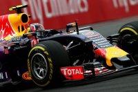 レッドブル:ダニール・クビアトが4番手 : F1メキシコGP 予選