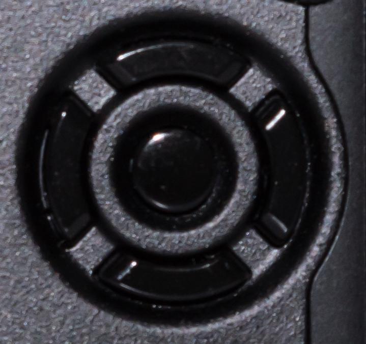 カーソルボタン