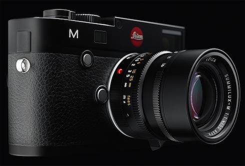 LeicaM前面