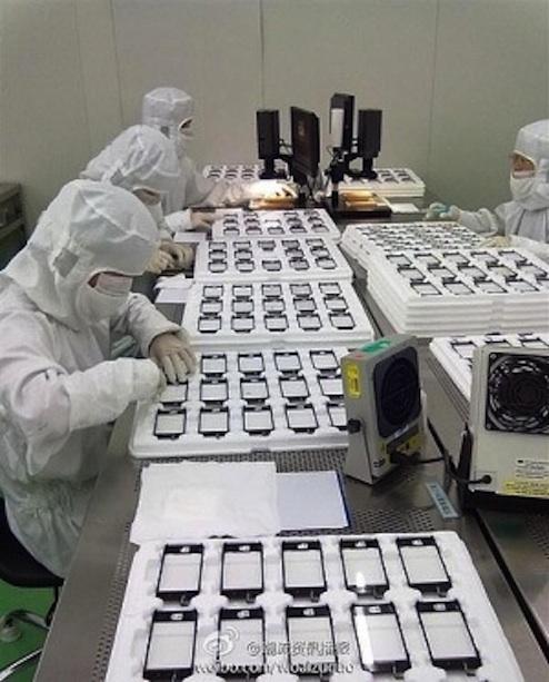 2013年春にiPhone5Sを発売???