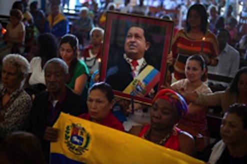 ウゴ・チャベス大統領死去