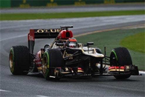2013F1オーストラリアGP決勝